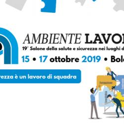 Ambiente Lavoro 2019:festeggiamo vent'anni di PuntoSicuro alla fiera della sicurezza sul lavoro