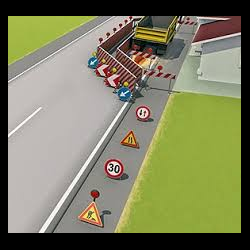 Corso di integrazione da lavoratori a preposti addetti alla posa della segnaletica stradale