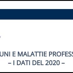 Report Inail 2020: le statistiche sul mondo del lavoro italiano.