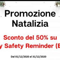 promozione natalizia esr